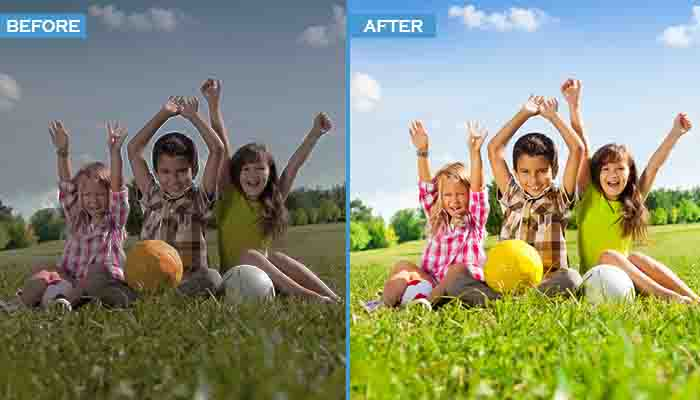 color correction photoshop