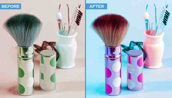 image color correction in photoshop