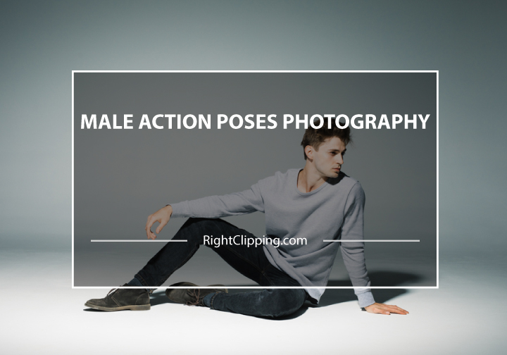 Male Action POSES Photography